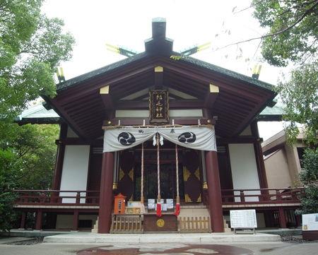 稲毛神社0