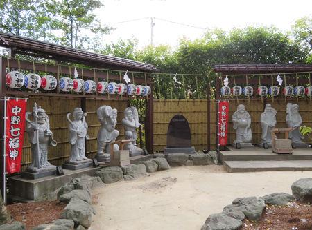 氷川神社・沼袋4