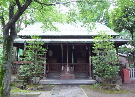 千住氷川神社7