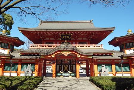 千葉神社0