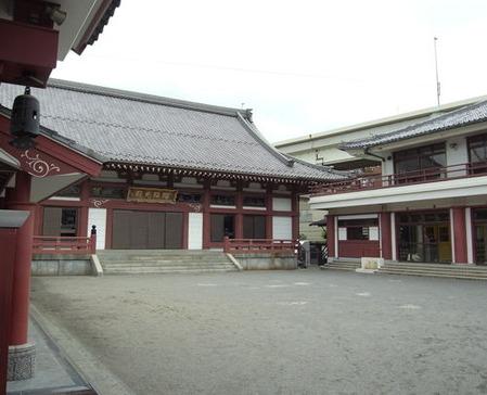 玉泉寺・瑠璃光殿