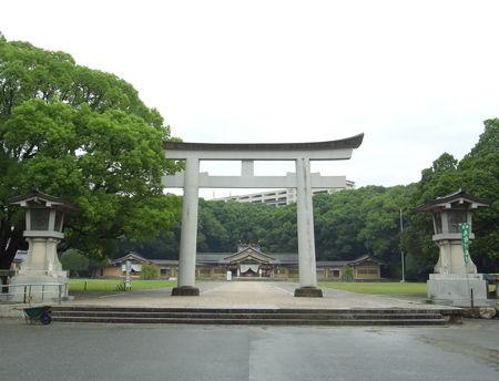 福岡県護国神社5