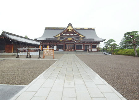 山形県護国神社9