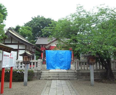 氷川神社・元郷7