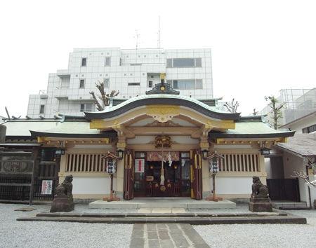 高輪神社9