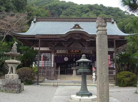 切幡寺・本堂