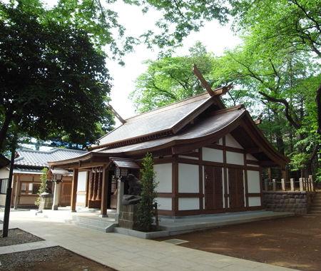 代田八幡神社1