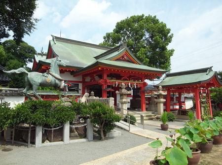奈加美神社3