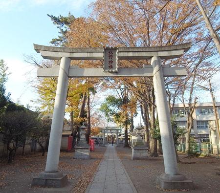 北野神社2