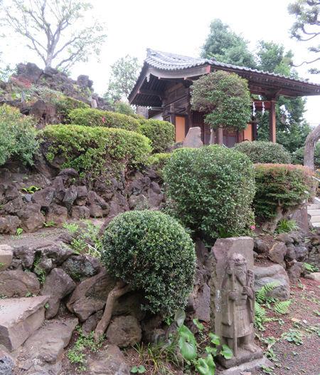 浅間神社・北町・徳丸北野神3