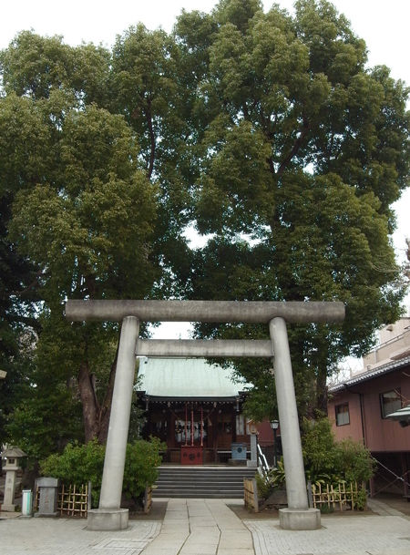 香取神社・小村井0