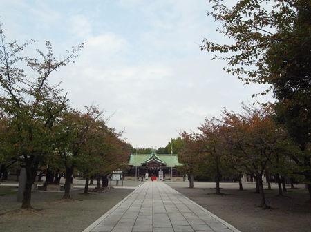 大阪護国神社1