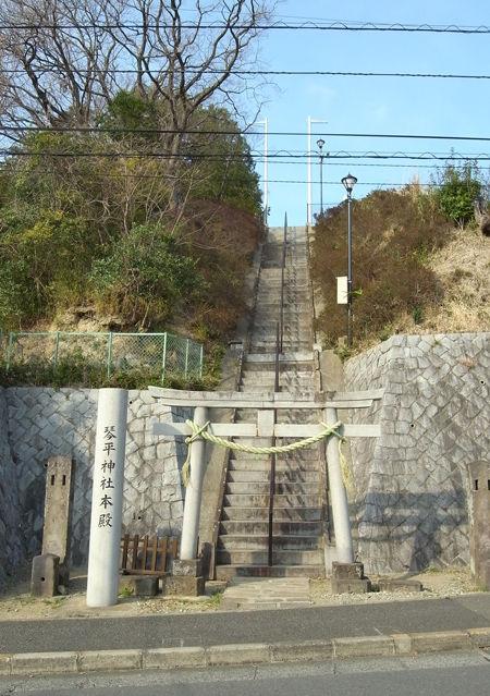 琴平神社・柿生3