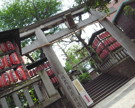 池尻稲荷神社5