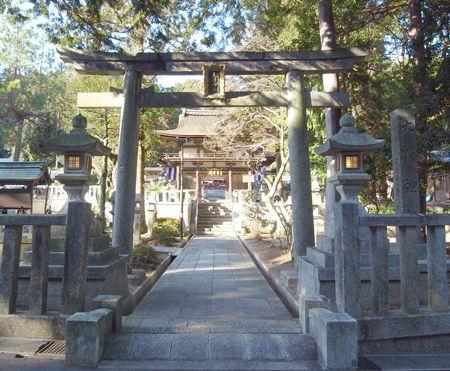 大野神社1