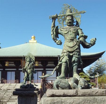 長勝寺・jikoku