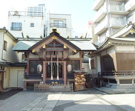 大鳥神社・練馬0