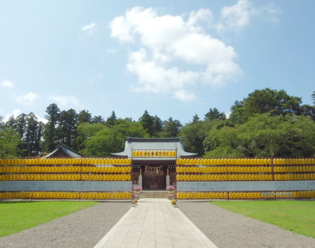 茨城県護国神社1