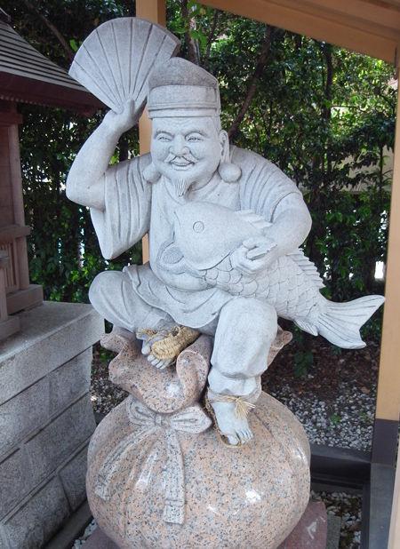 雑司が谷大鳥神社8