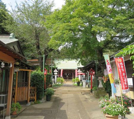 氷川八幡・新倉8