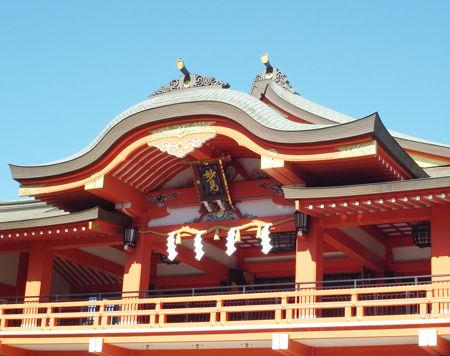 千葉神社2