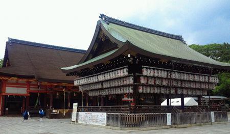八坂神社201107