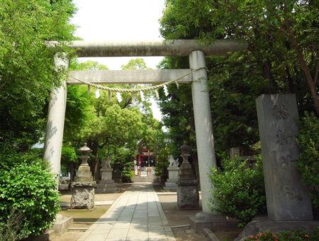 徳持神社8