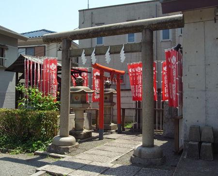 穏田神社3