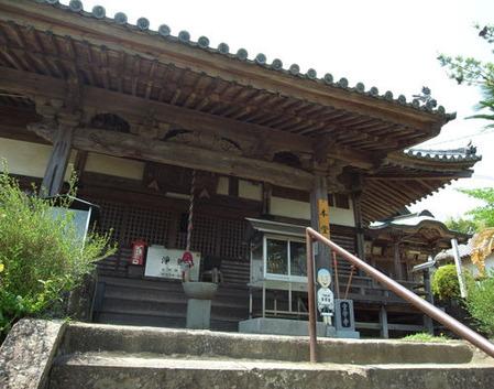 童学寺・本堂