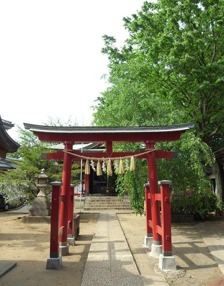 稲荷森稲荷神社8