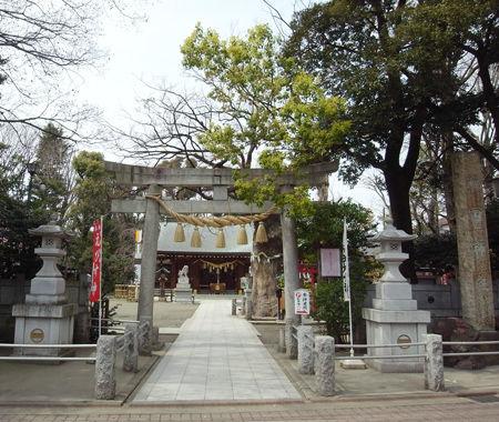 新田神社6