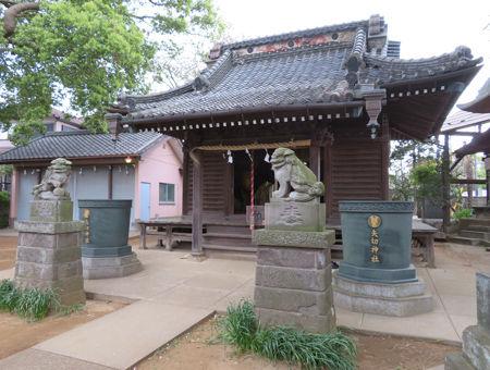 矢切神社1