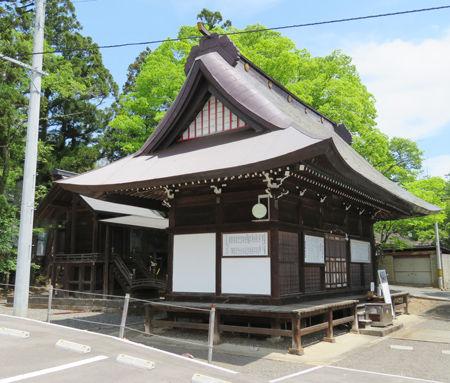 黒沼神社1