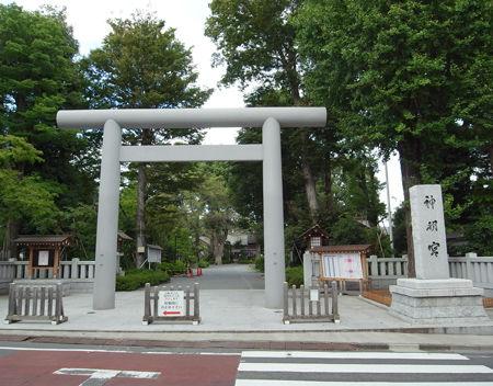 神明宮・阿佐ヶ谷5