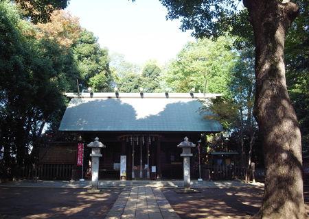 東新町氷川神社2