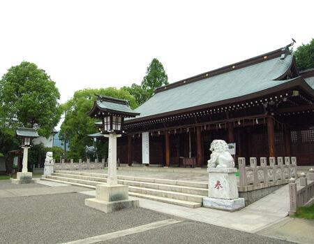 熊本護国神社0