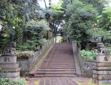 氷川神社・赤坂・東京10h308