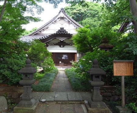 西養寺・本堂