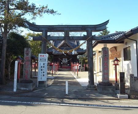倉賀野神社1