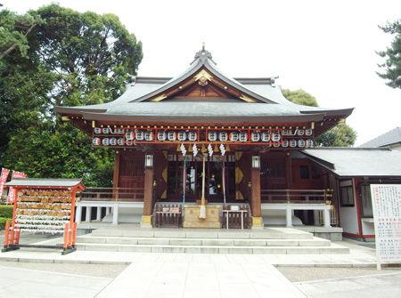 沼袋氷川神社0