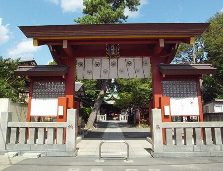 立石熊野神社5