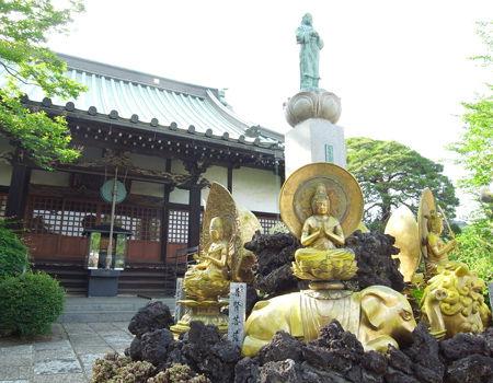 樹光山 浄土院 常楽寺・本