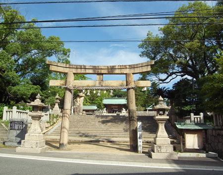忌宮神社3