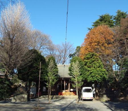 鷺宮八幡神社7