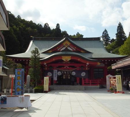 宮城県護国神社・社殿