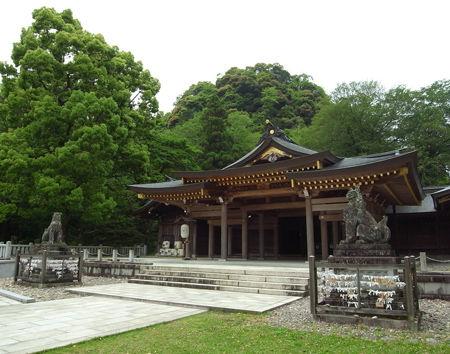 岐阜護国神社1