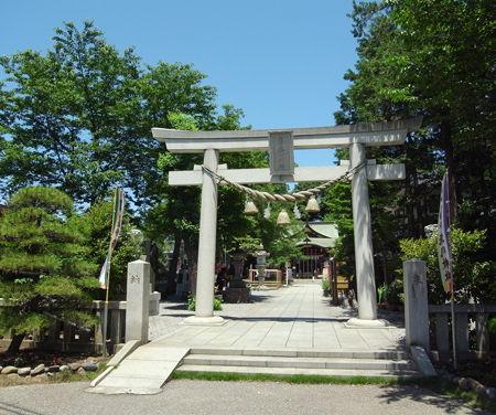 氷川神社・青木4