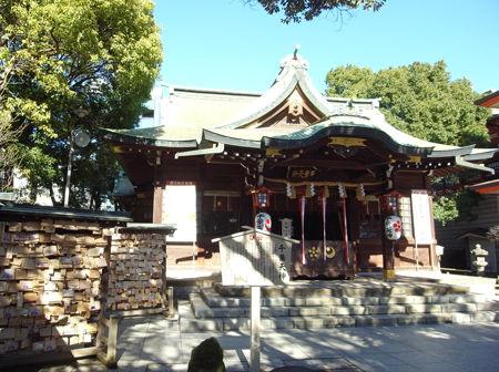 千葉神社・千葉天神6