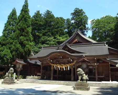 白山比め神社16