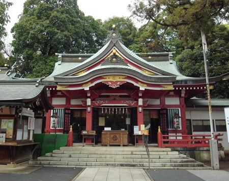 清瀬・日枝神社水天宮2